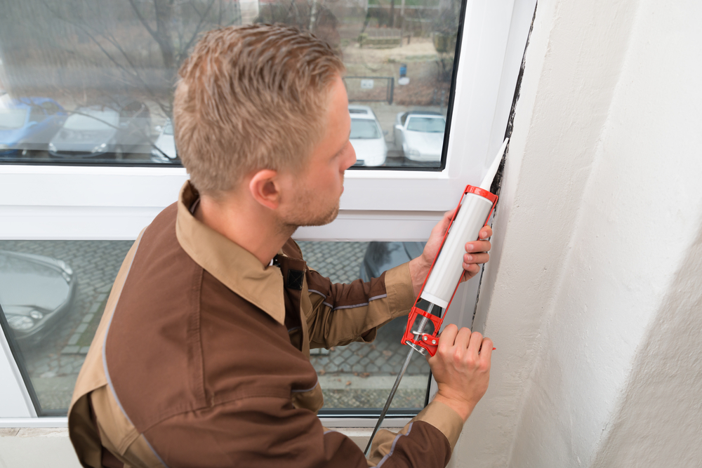 Caulking Your Property Can Save and Make You Money