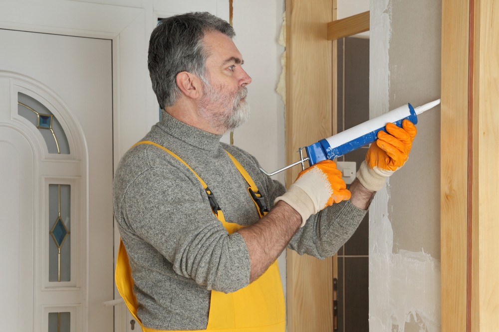DIY Caulking